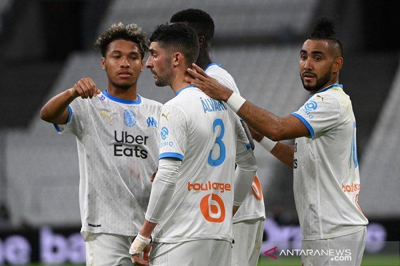 Marseille kembali ke jalur kemenangan saat membekuk Dijon