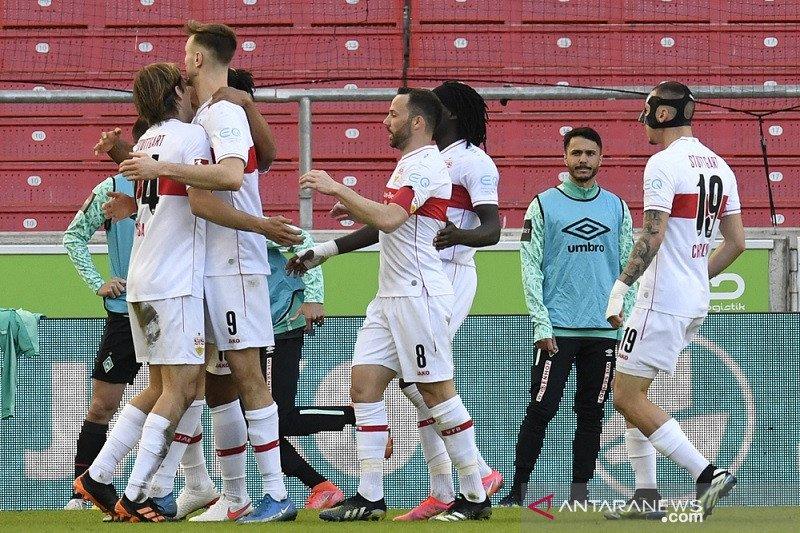 Stuttgart kalahkan Bremen 1-0
