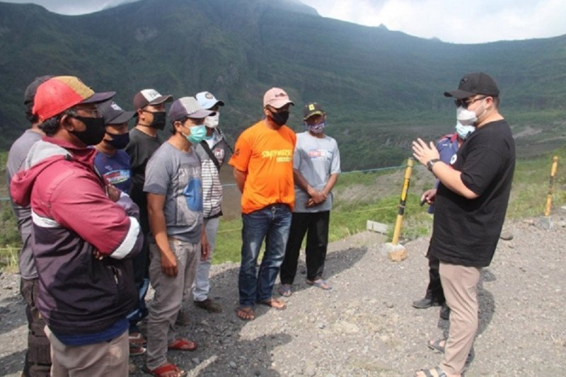 Kediri putuskan buka wisata Gunung Kelud dengan protokol ketat