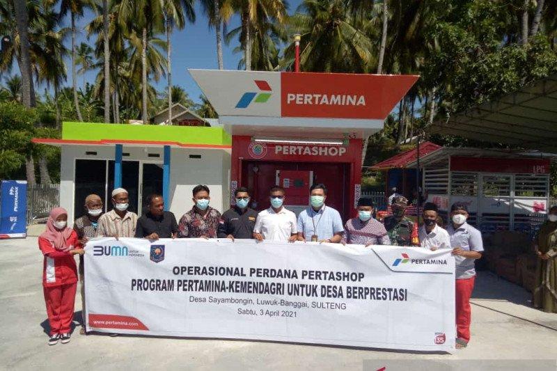 Pertamina terus perluas program Pertashop di Banggai