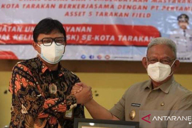 Pemkot Tarakan laksanakan kegiatan unit pelayanan sosial keliling