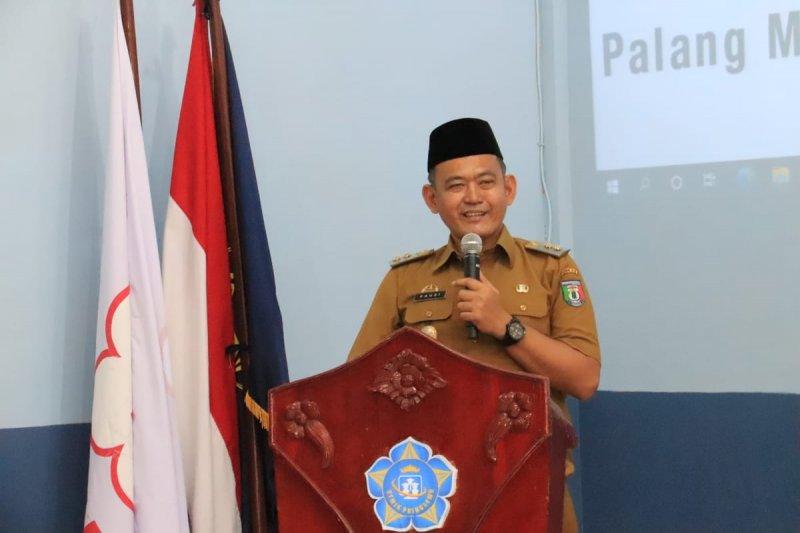 Wabup Pringsewu buka Muskab ke-2 PMI Kabupaten Pringsewu