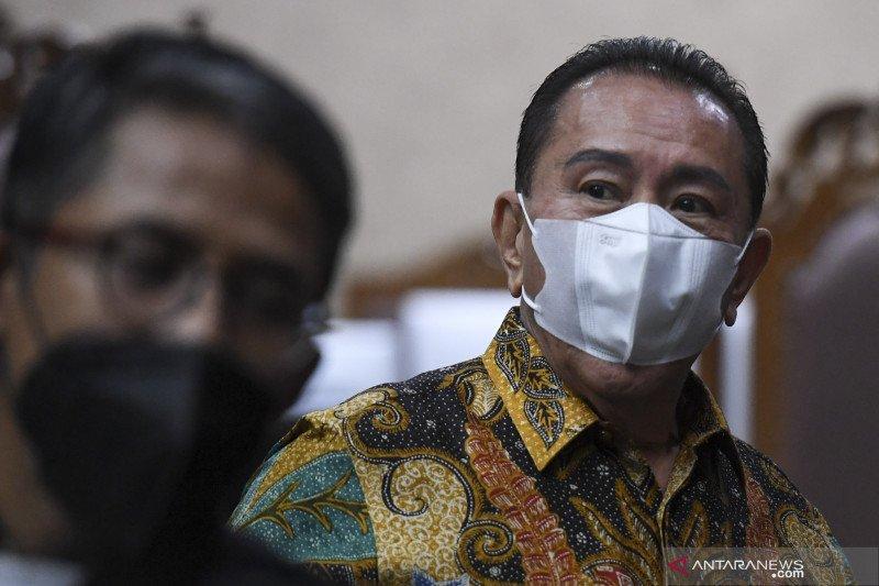 Djoko Tjandra ajukan banding  terhadap vonis 4,5 tahun penjara