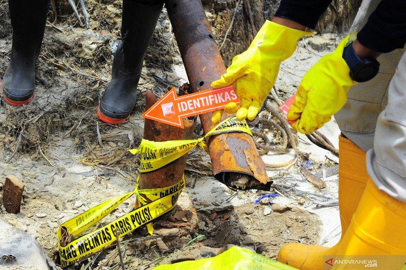 Polda Jambi tutup 612 sumur minyak ilegal dan tangkap 95 pelaku