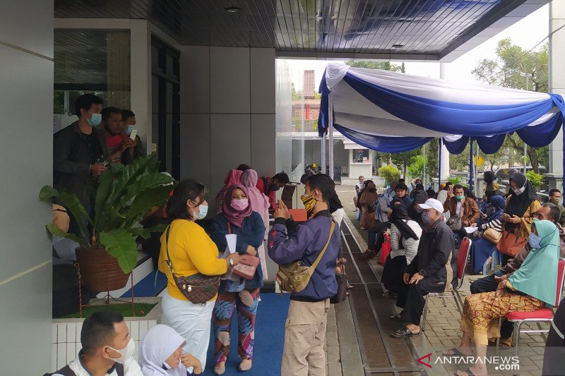 BRI Cianjur bertanggungjawab atas laporan 30 nasabah korban skimming