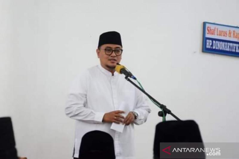 Ramadhan, Wabup Tanah Datar imbau warga tetap patuhi protokol kesehatan