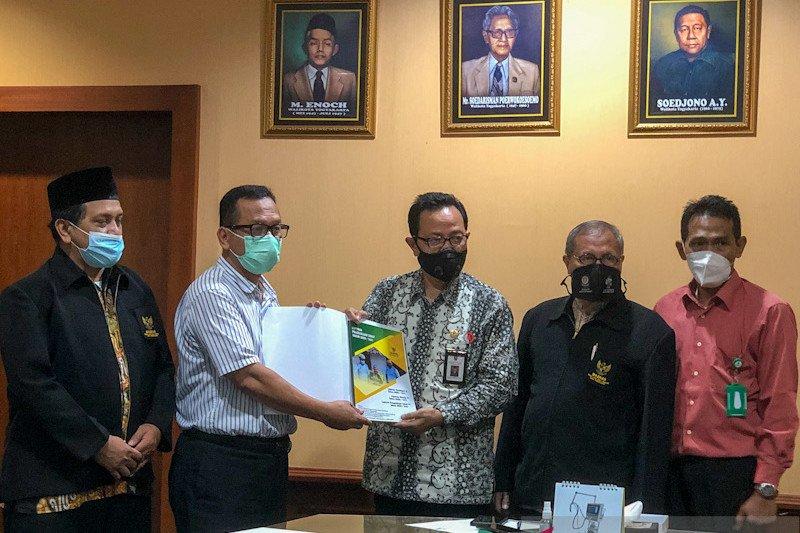 Baznas Yogyakarta mengarahkan program pemberdayaan di Sungai Gajah Wong