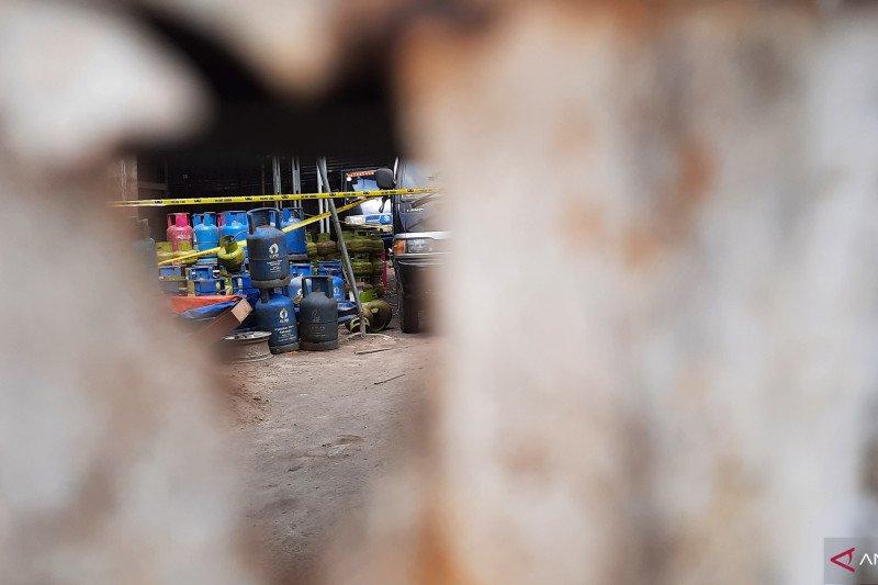Bareskrim Polri tangkap pengoplos gas bersubsidi