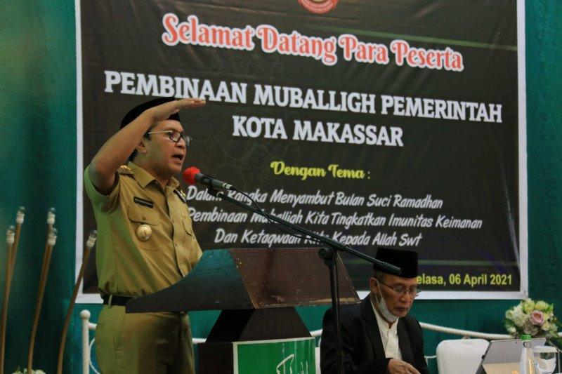 Wali Kota Makassar berharap mubaligh ikut bantu tangkal isu radikalisme