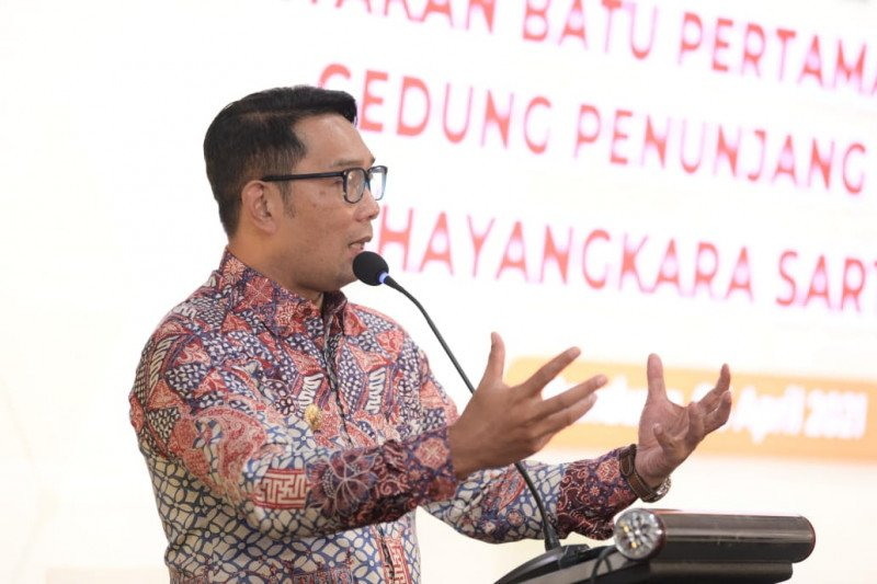 Ridwan Kamil: Jawa Barat masih butuh 20 rumah sakit baru
