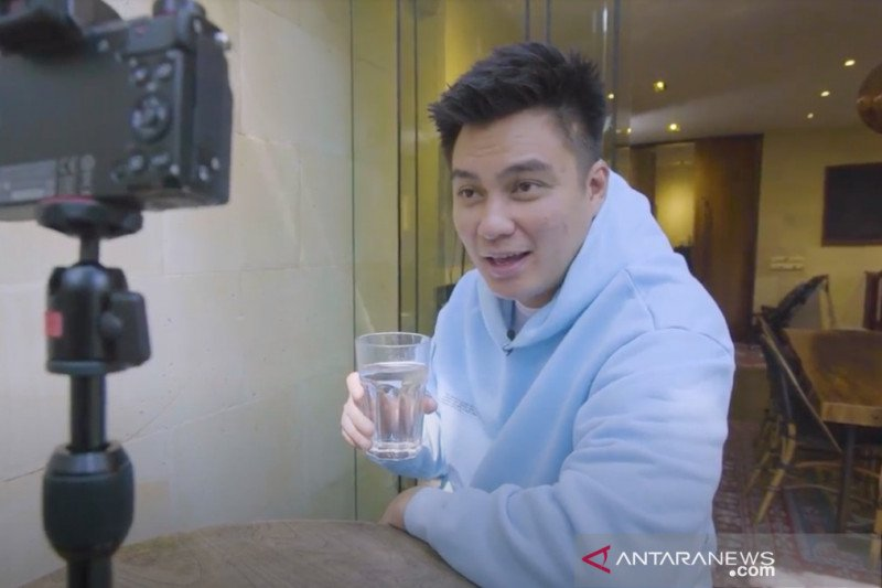 Ini dia kiat Baim Wong yang tetap produktif selama menjalani karantina mandiri