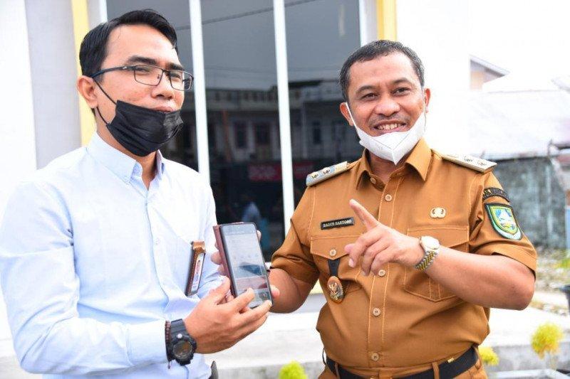 PLN targetkan listrik di Bengkalis terlayani dari jaringan Pulau Sumatera pada 2023