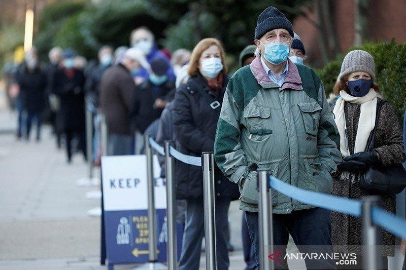 Inggris meluncurkan kelompok pakar siaga atasi  pandemi di masa depan