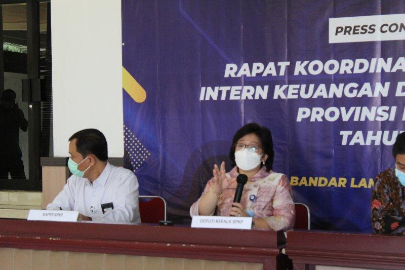 BPKP tingkatkan pengawasan program prioritas Lampung
