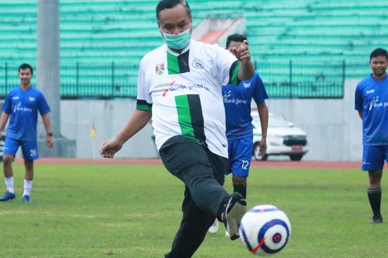 Wali kota dorong kebangkitan sepak bola di Kota Magelang