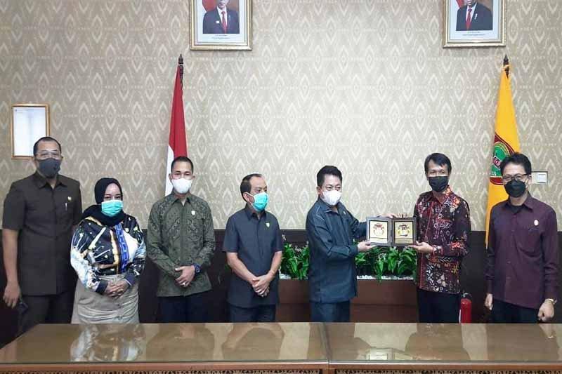 Cegah korupsi di Kalteng, Ketua DPRD minta empat hal ini dilaksanakan