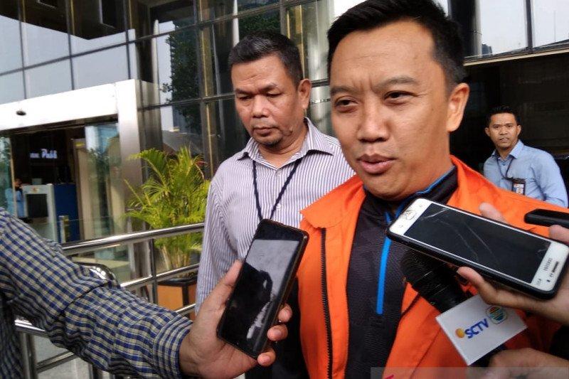 KPK eksekusi Imam Nahrawi ke Lapas Sukamiskin Bandung