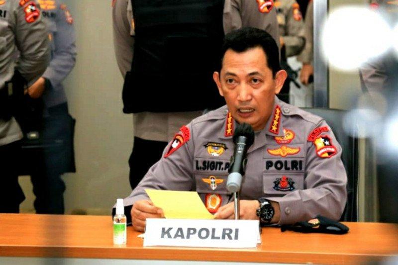 Cabut telegram, Kapolri: Kami butuh masukan dari masyarakat