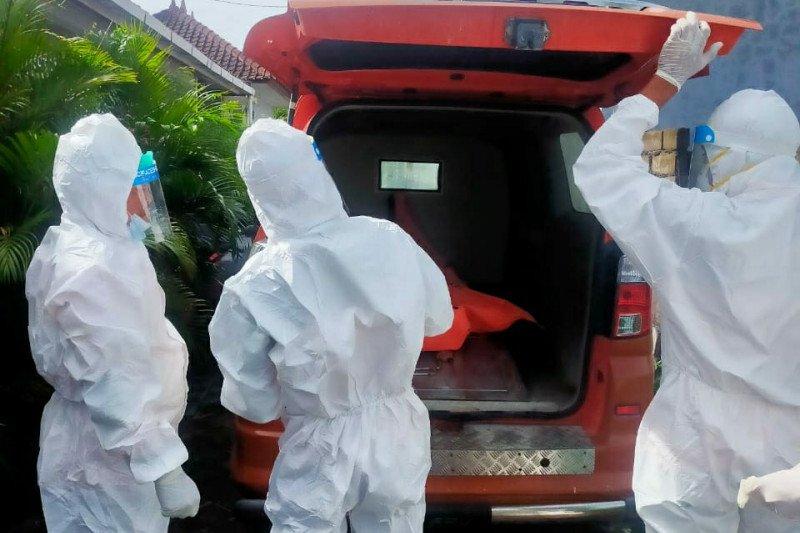 Diduga depresi, WNA asal Afsel ditemukan tewas gantung diri di Badung