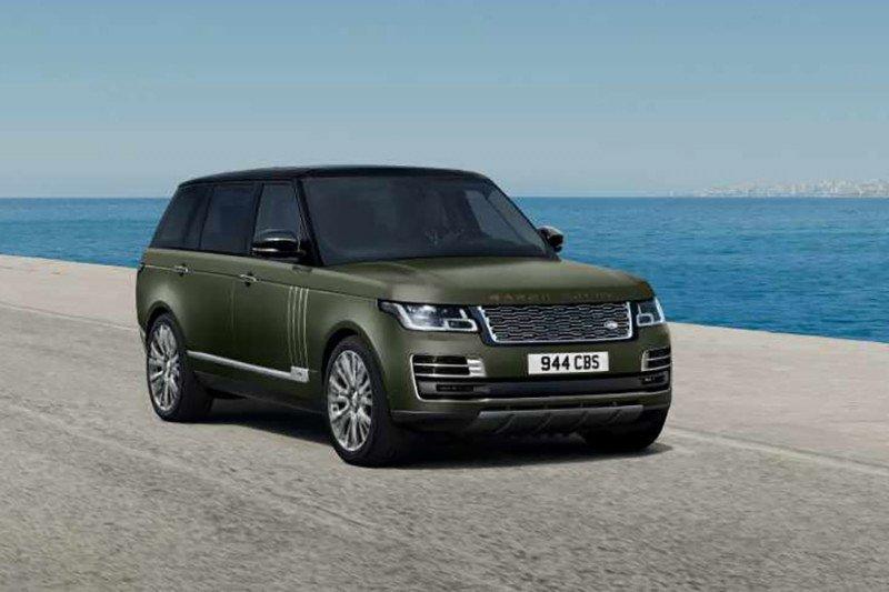 Land Rover rilis SUV SVAutobiography Ultimate