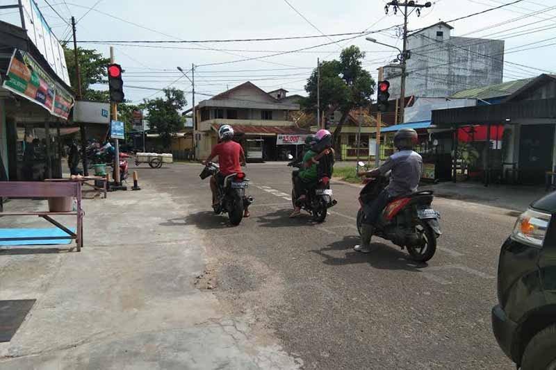 Dishub Seruyan masih lakukan pengkajian sebelum menambah Traffic Light