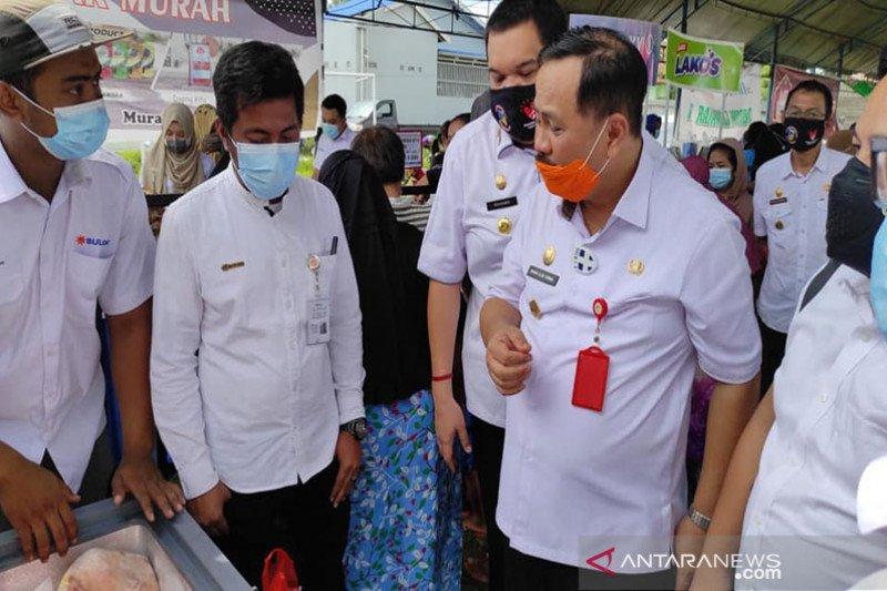 Gubernur Sulteng  minta distributor jaga stok dan harga kebutuhan pokok