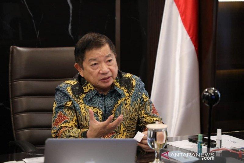 Menteri PPN/Kepala Bappenas Suharso sebut kesuksesan hadapi pandemi jadi syarat pembangunan IKN