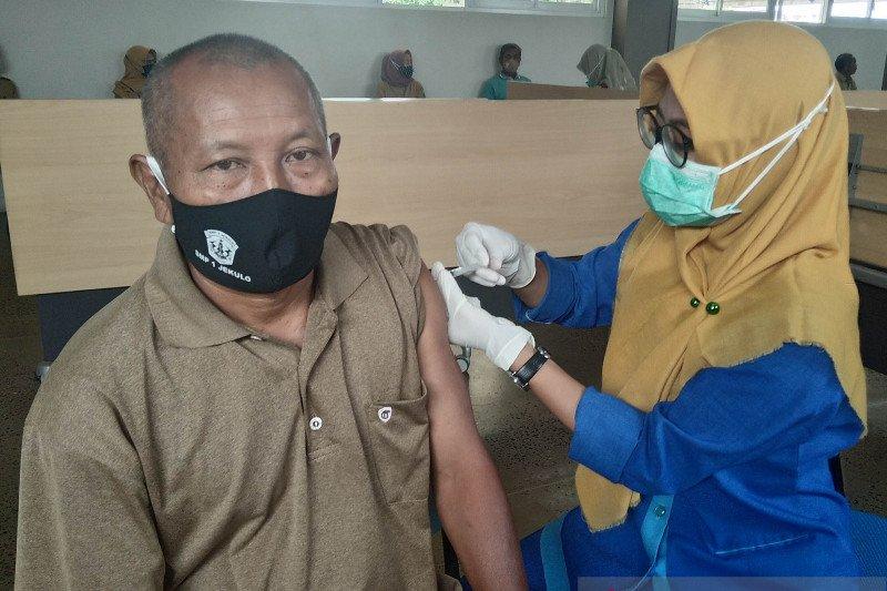 Capaian vaksinasi COVID-19 di Kudus baru 20 persen