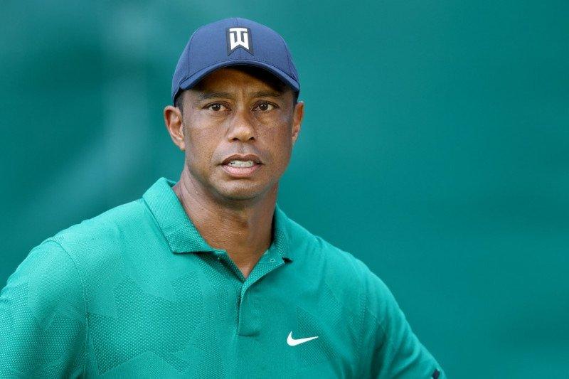 Tiger Woods pacu mobil 140 km/jam saat kecelakaan