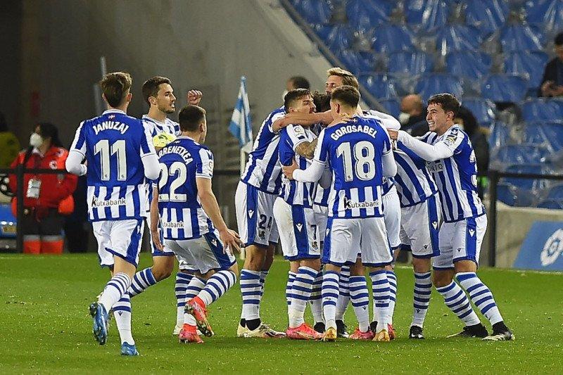 Bilbao ditahan imbang Sociedad 1-1