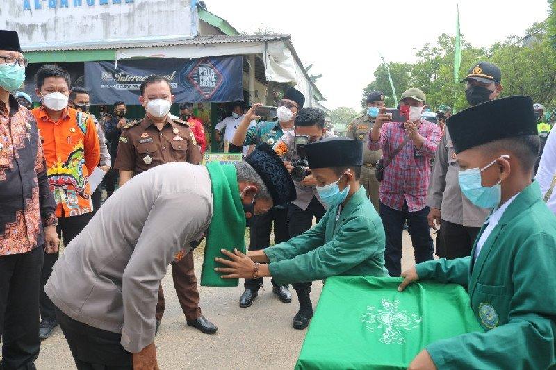 Wakapolda Lampung resmikan Pondok Tangguh Nusantara di Lampung Timur