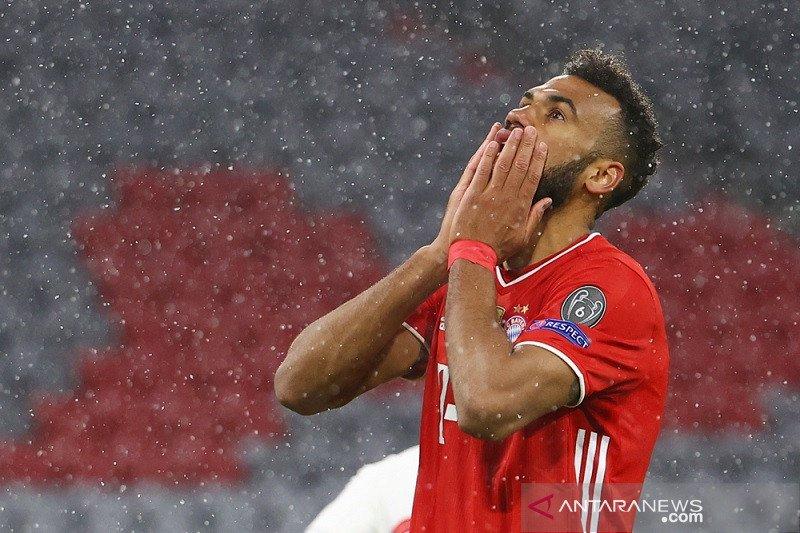 Pemain Bayern Choupo-Moting akui kalah lawan PSG bikin frustrasi