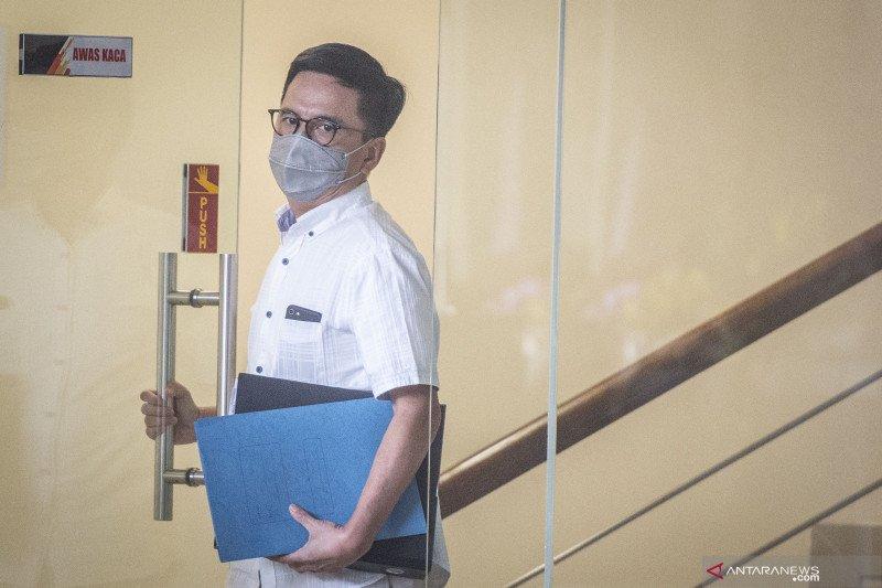 KPK konfirmasi Yoory C Pinontoan  proses pengadaan tanah