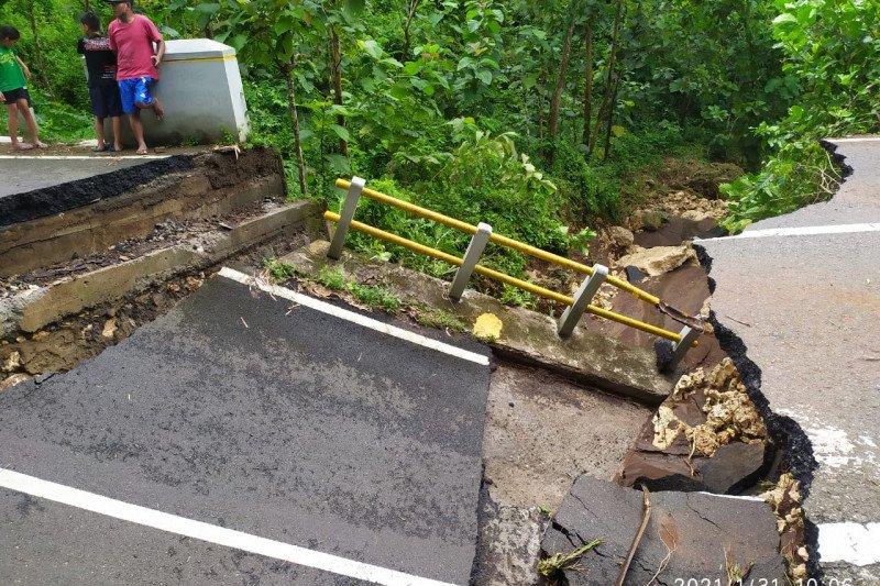 BPBD Gunung Kidul: Puluhan unit sistem peringatan dini longsor rusak