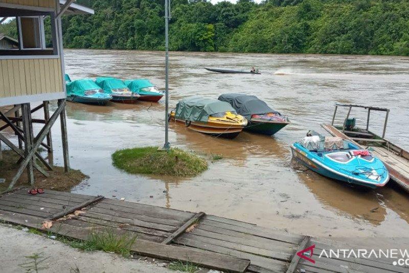 Banjir pedalaman Kaltara semakin tinggi