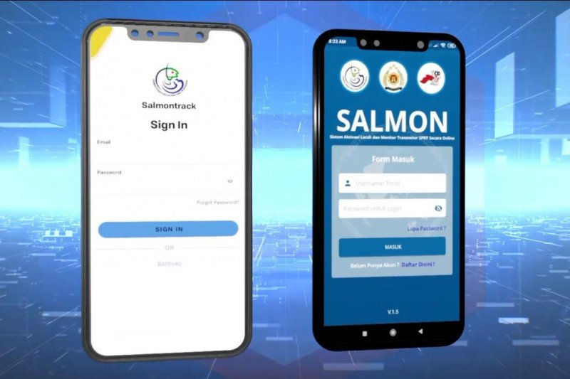 Perkuat pengawasan kapal ikan, KKP luncurkan aplikasi Salmon