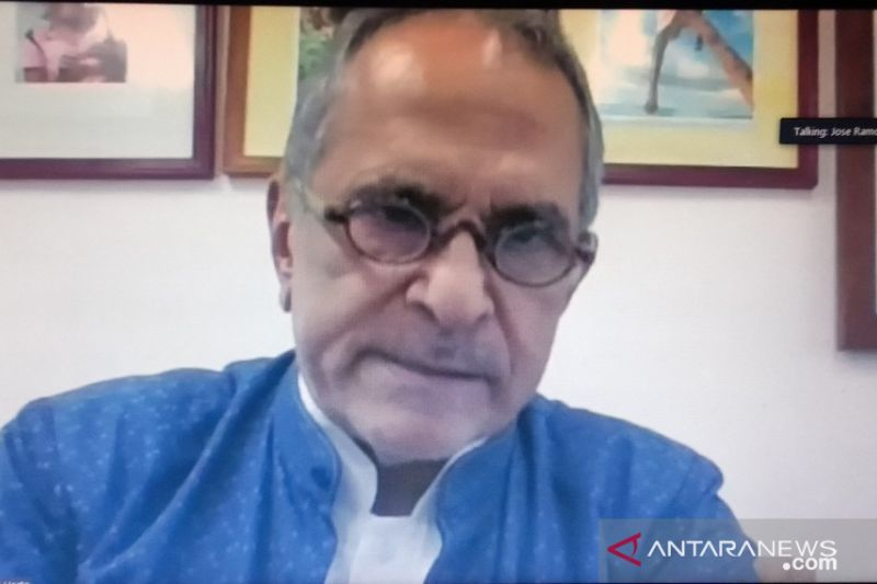Jose Ramos Horta rekomendasikan sanksi penuh kepada junta militer Myanmar
