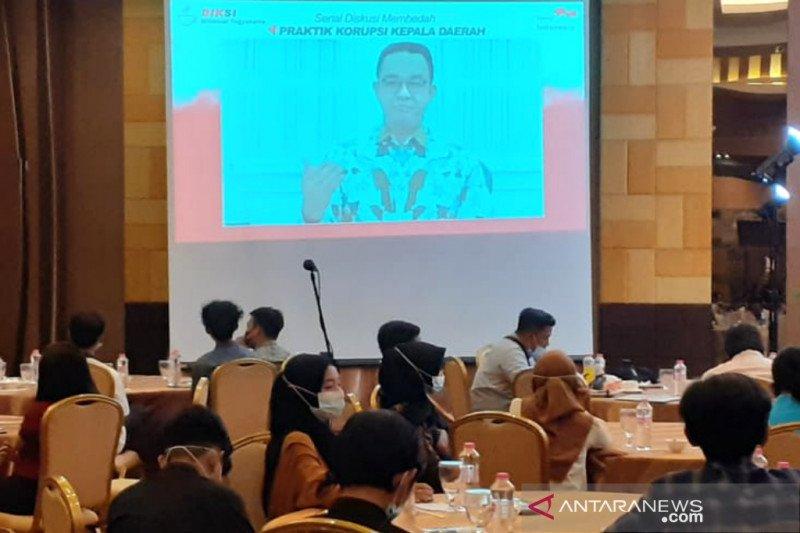Anies: ASN di DKI Jakarta tidak mempunyai alasan untuk korupsi