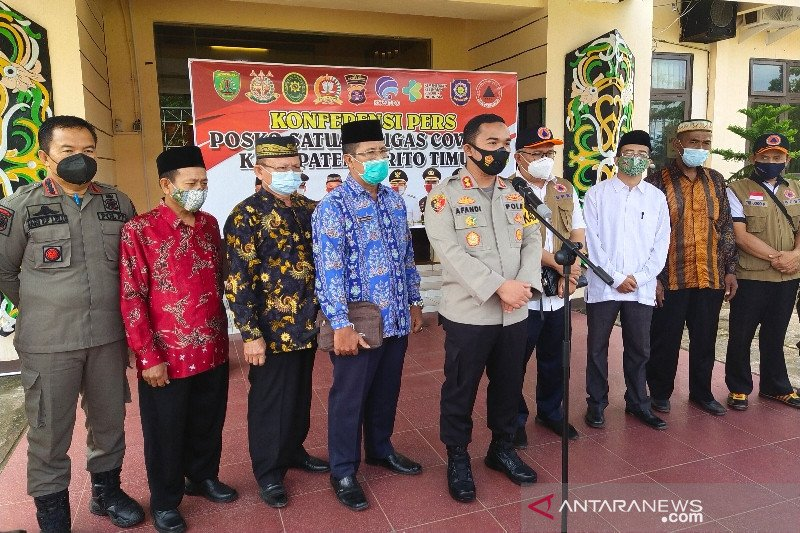 Shalat tarawih wajib  patuhi  protokol kesehatan