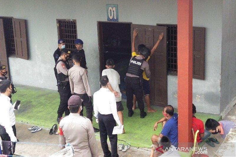 Razia barang ilegal di Rutan Tamiang Layang tanpa hasil