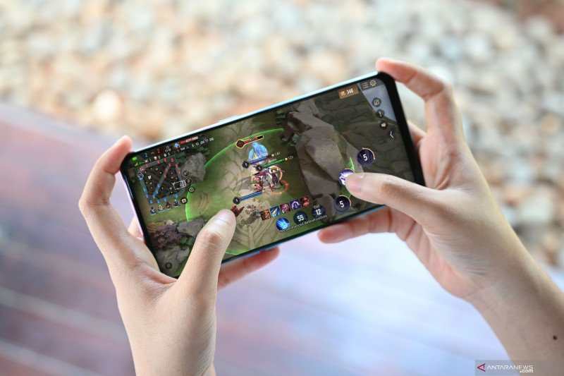 """Ini komponen penting  tunjang """"gaming"""" di ponsel"""
