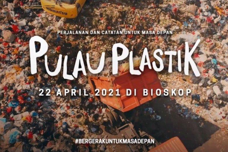 """Film dokumenter """"Pulau Plastik"""" tayang di bioskop"""