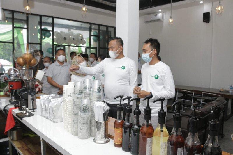 Wabup Pringsewu resmikan Balik Bukit coffee and dinning