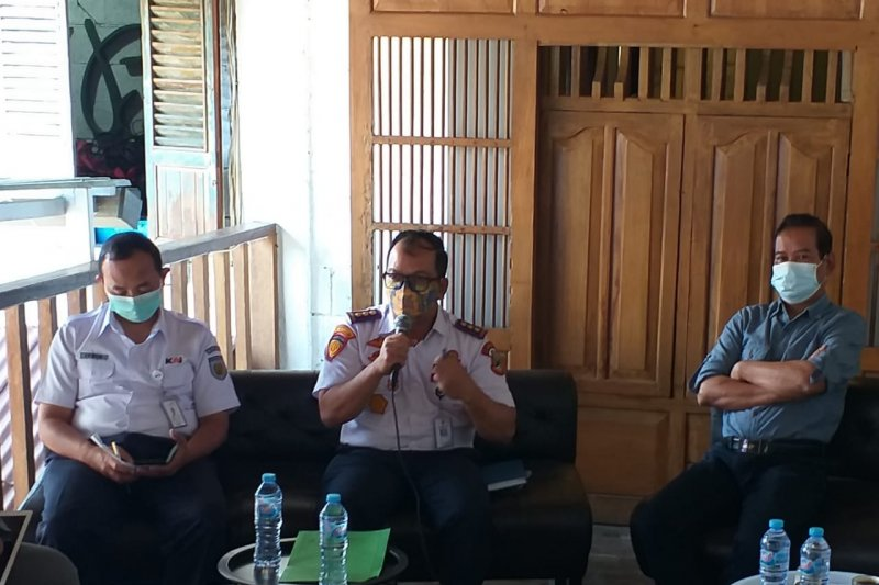 Dinas Perhubungan Jawa Barat antisipasi pemudik lebih dini pada Lebaran 2021