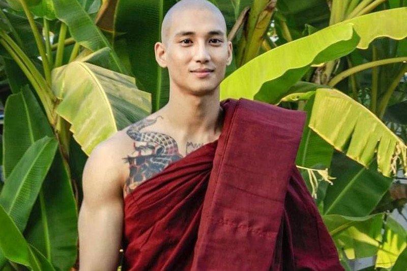 Selebritas Myanmar Paing Takhon ditangkap