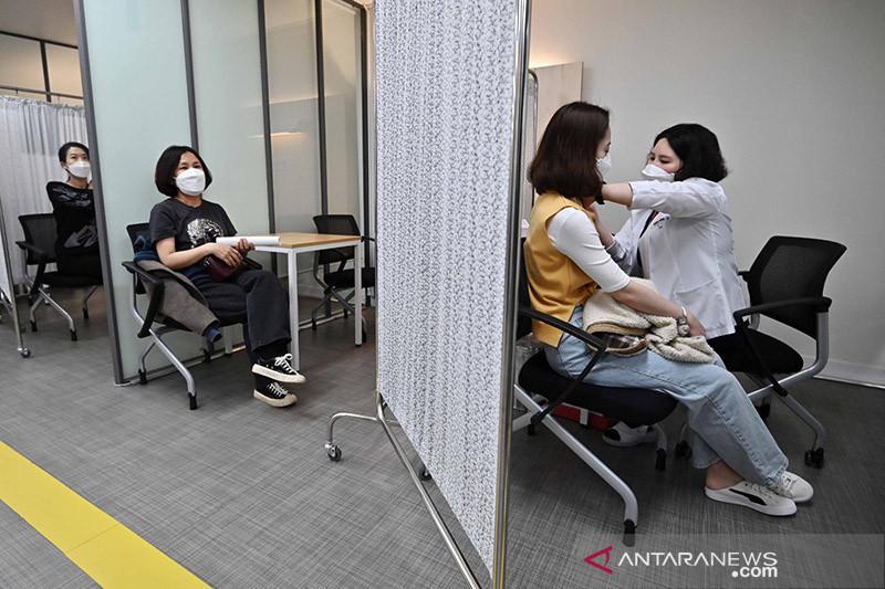 Korea Selatan minta AS bantu pengadaan vaksin