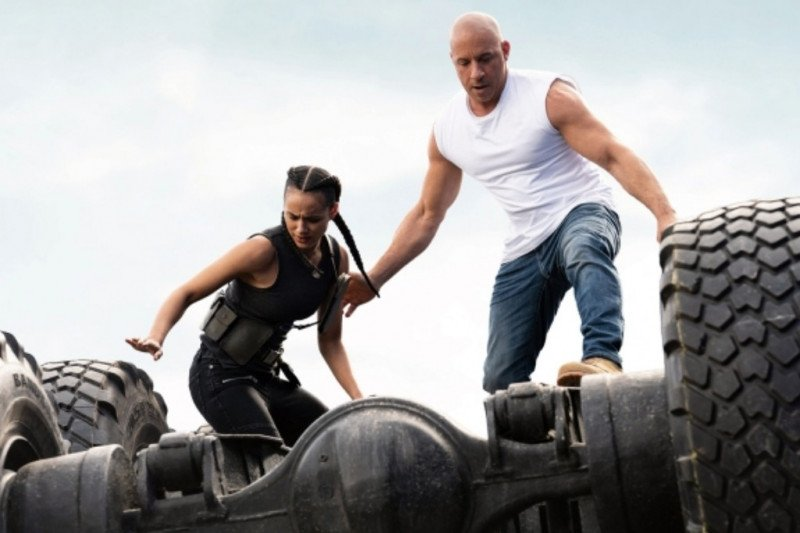 'Fast & Furious 9' berhasil lolos badan sensor di China