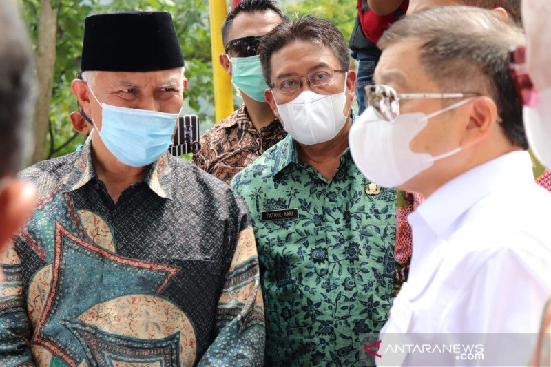 Fly over Sitinjau Laut proyek strategis nasional