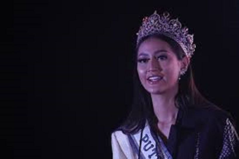 Putri Indonesia Rr Ayu Maulida dorong kaum milenial perkuat nasionalisme