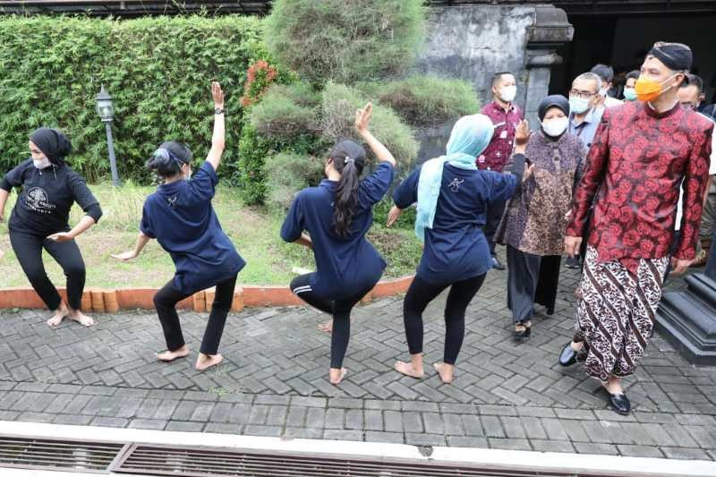 Cerita relief Borobudur bakal dijadikan sendratari